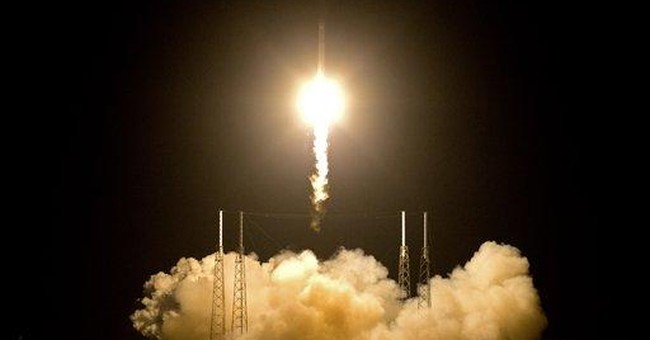 Commercial space race gets crowded behind SpaceX