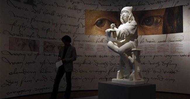 New Duerer exhibit focuses on artist's early years