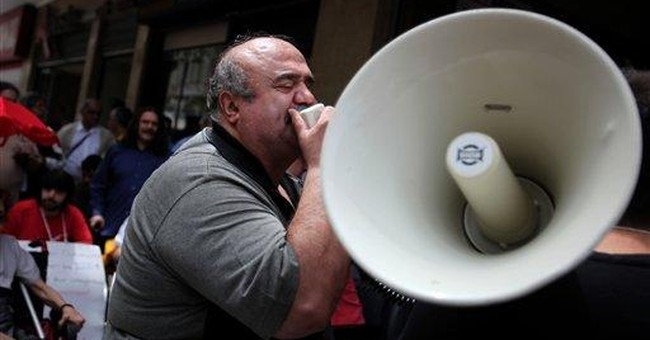 EU running out of time as Greece nears the exit