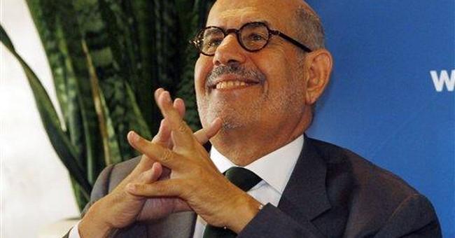 AP Interview: ElBaradei says Egypt has ways to go