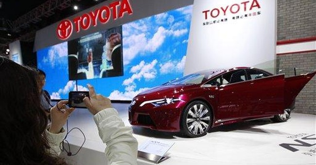 Toyota looks to growth in emerging markets