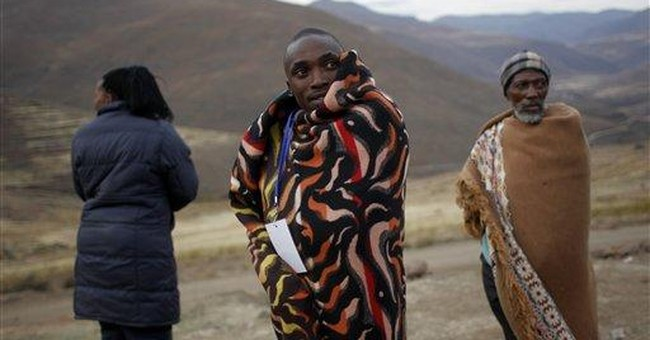 Lesotho vote: PM's party moves ahead of opposition