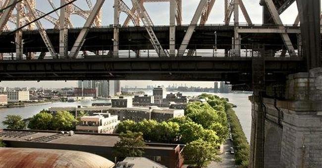 New York is vying to become global high-tech hub