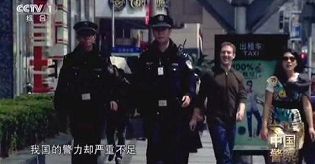 Mark Zuckerberg makes surprise cameo on Chinese TV