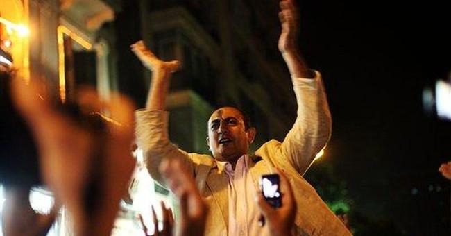 Violence flares after Egypt election results