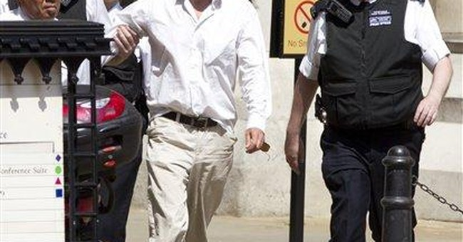 Tony Blair says he ducked fight with UK media