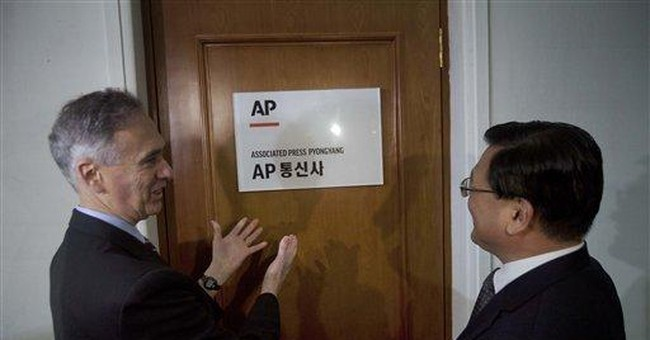 AP opens full news bureau in North Korea