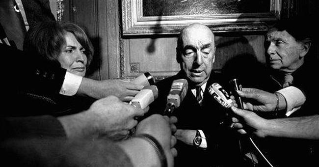 Suspicions rise in Pablo Neruda's death
