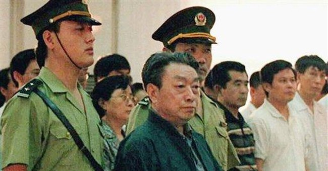 Former Beijing mayor: '89 crackdown was a tragedy