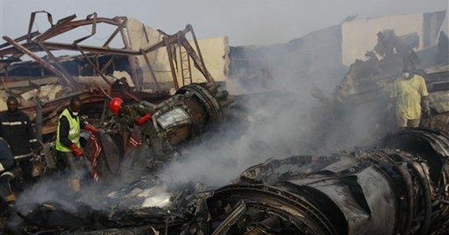 Nigeria crash comes despite air safety efforts