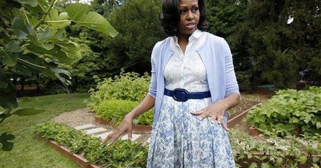Michelle Obama does Letterman's Top 10 list