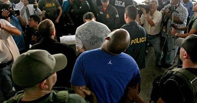 DEA makes smuggling arrests in Puerto Rico airport