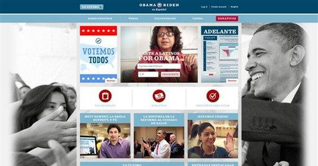 Obama campaign woos Hispanics with TV, radio ads
