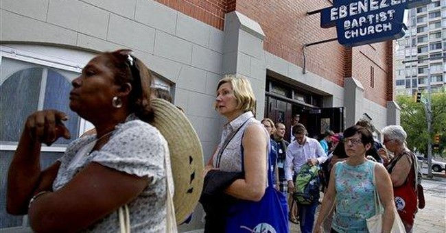 Atlanta's historic Auburn Ave. again at crossroads