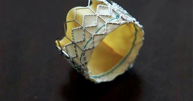 FDA reviews safety of innovative heart valve