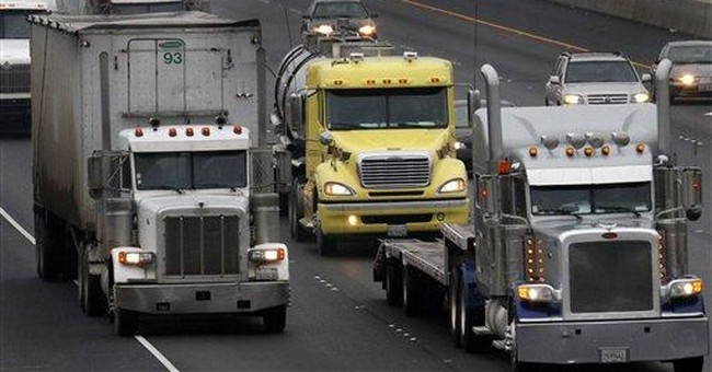 WHO's cancer agency: Diesel fumes cause cancer