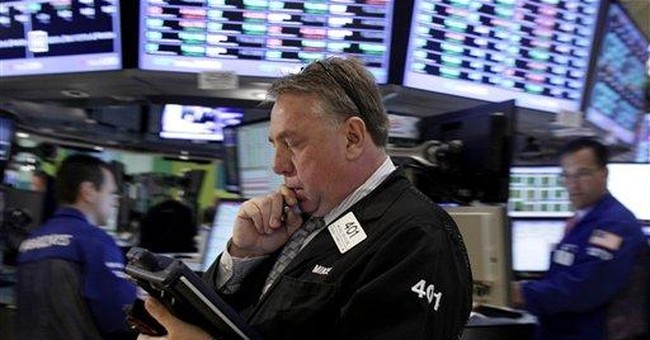Stocks surge on expectations of central bank help