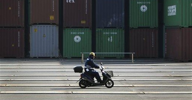 US current account deficit widens to $137.3B