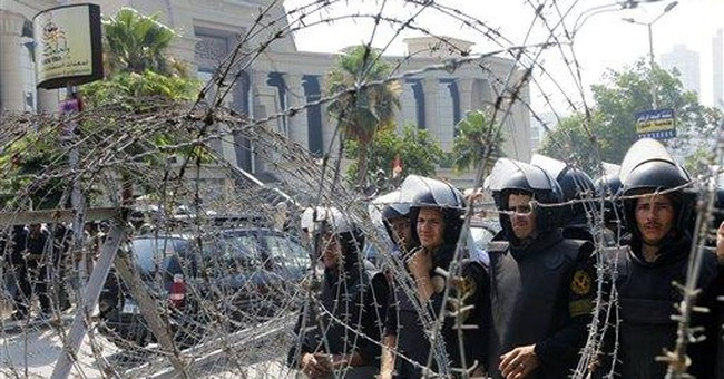 Egypt court dissolves Islamist-led parliament