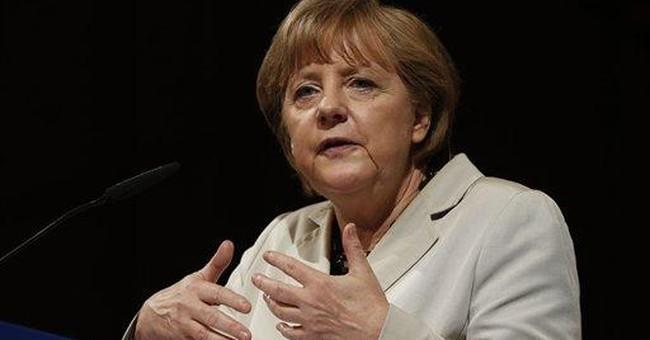 Merkel: hope new Greek govt will keep promises