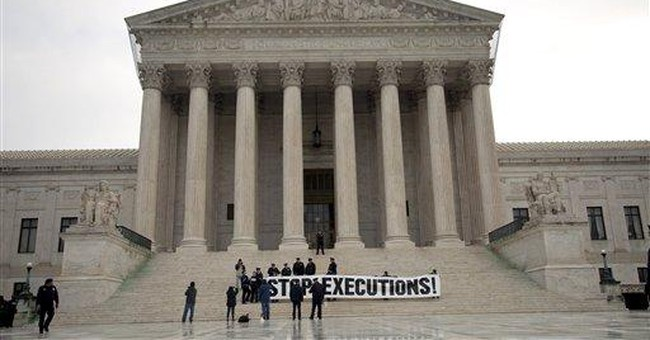 14 people arrested during Supreme Court protest