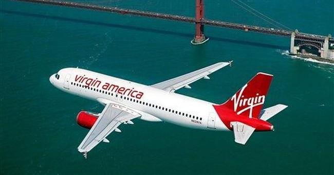 Virgin America to offer Philadelphia flights