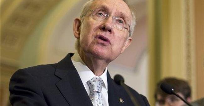 Harry Reid's shadow looms over Nevada Senate race