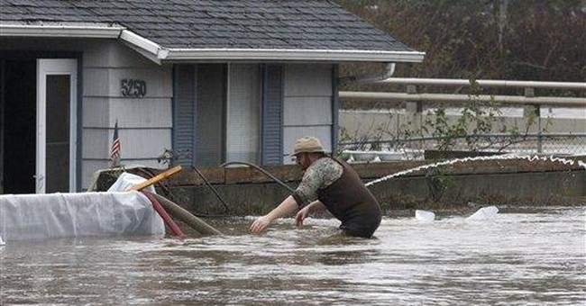 Ore. flooding claims lives of mom, 1-year-old son