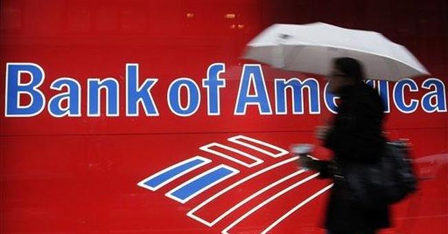 Investors like the back-to-basics Bank of America