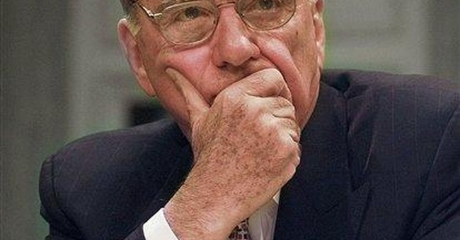 Media mogul Rupert Murdoch takes to Twitter
