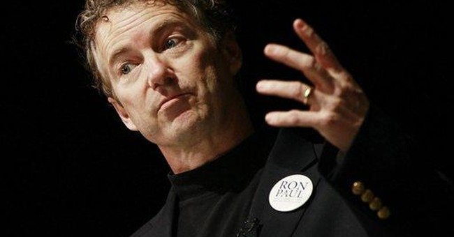 Sen. Rand Paul stopped by Tenn. airport security