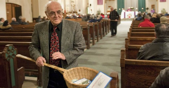 Study: Less religious states give less to charity