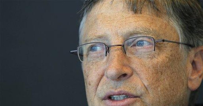 Gates defends focus on high-tech agriculture