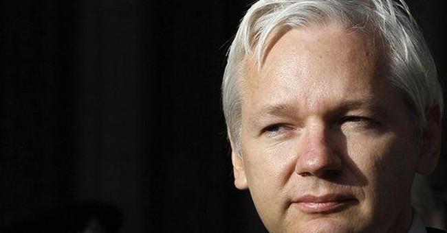 Kremlin TV to air Julian Assange's new show
