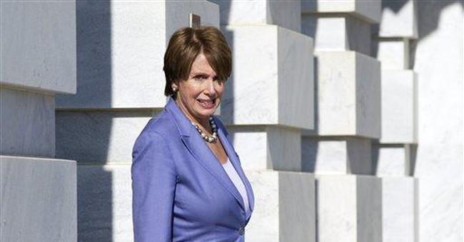 Pelosi hints, then denies she has Gingrich secrets