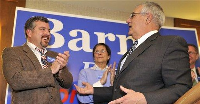 Rep. Barney Frank to marry longtime partner