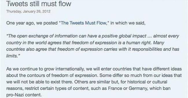 Twitter's new censorship plan rouses global furor