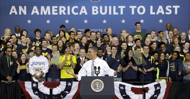 Obama 'putting colleges on notice' on high tuition