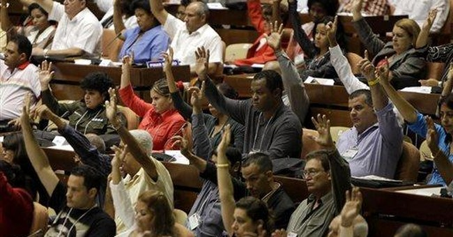 Raul Castro defends Cuba's one-party system
