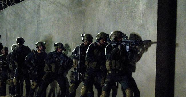 Cast defends timing of bin Laden raid movie