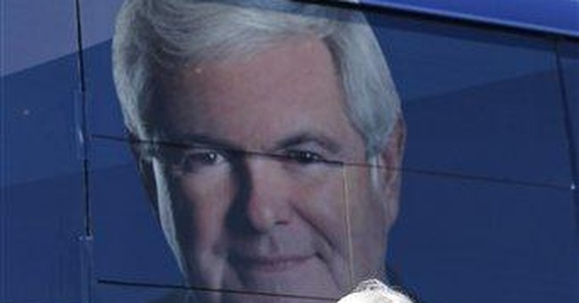 Gingrich's baggage gives voters pause in Panhandle