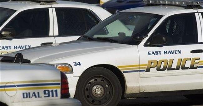 Panel: Fire Ct. police chief amid racial turmoil