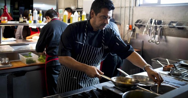 New fusion cuisine flourishes in Baja California