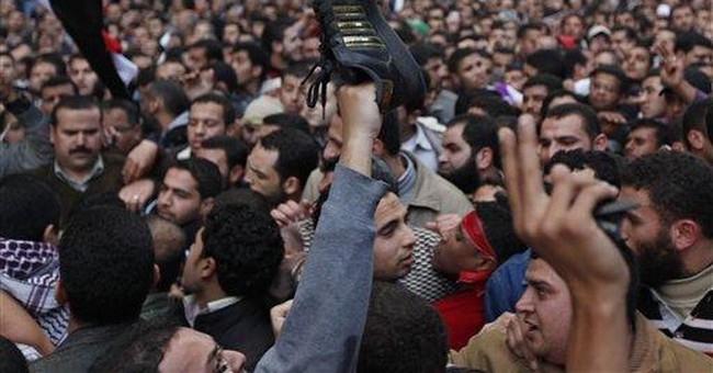 Egypt's Muslim Brotherhood criticizes protesters