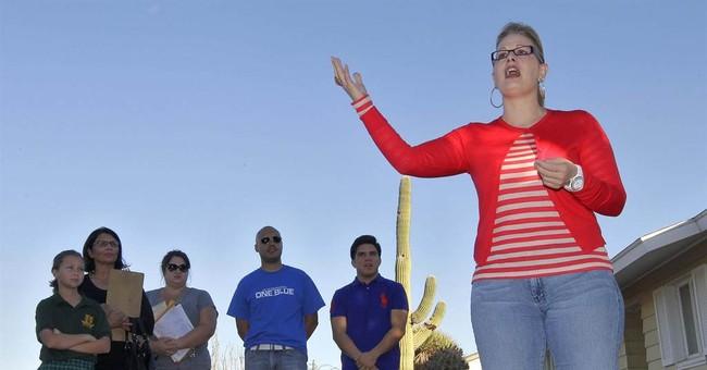 Democrat Sinema wins Arizona congressional seat