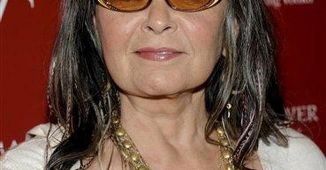 Roseanne Barr seeks Green Party presidential nod