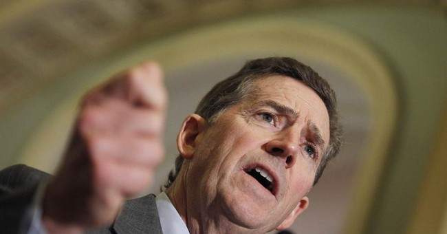 Leading conservative DeMint resigning Senate seat