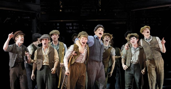 Broadway's 'Newsies' recoups its investment