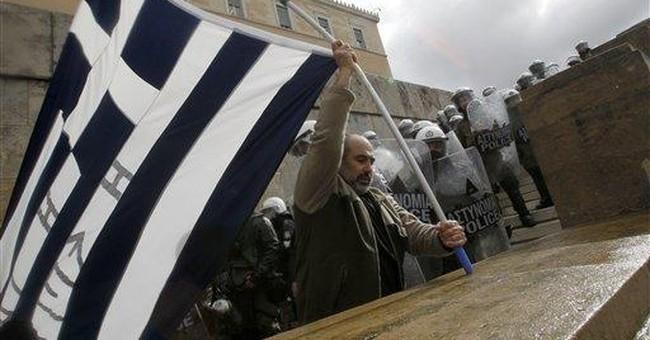 Greek debt talks drag on but banks signal progress