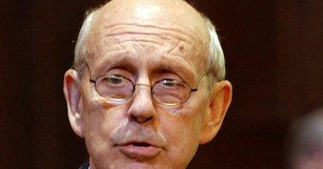 Justice Breyer robbed at West Indies vacation home